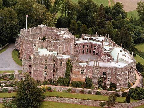 Berkeley Castle Glos