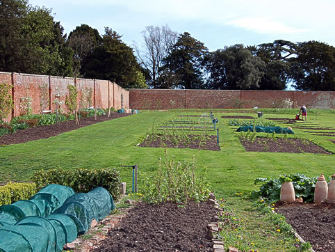 English Heritage Walled Gardens Study